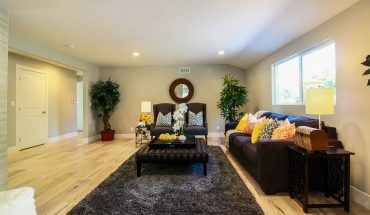 A decorator's touch in home staging helps shoppers visualize the lifestyle they envision for themselves.