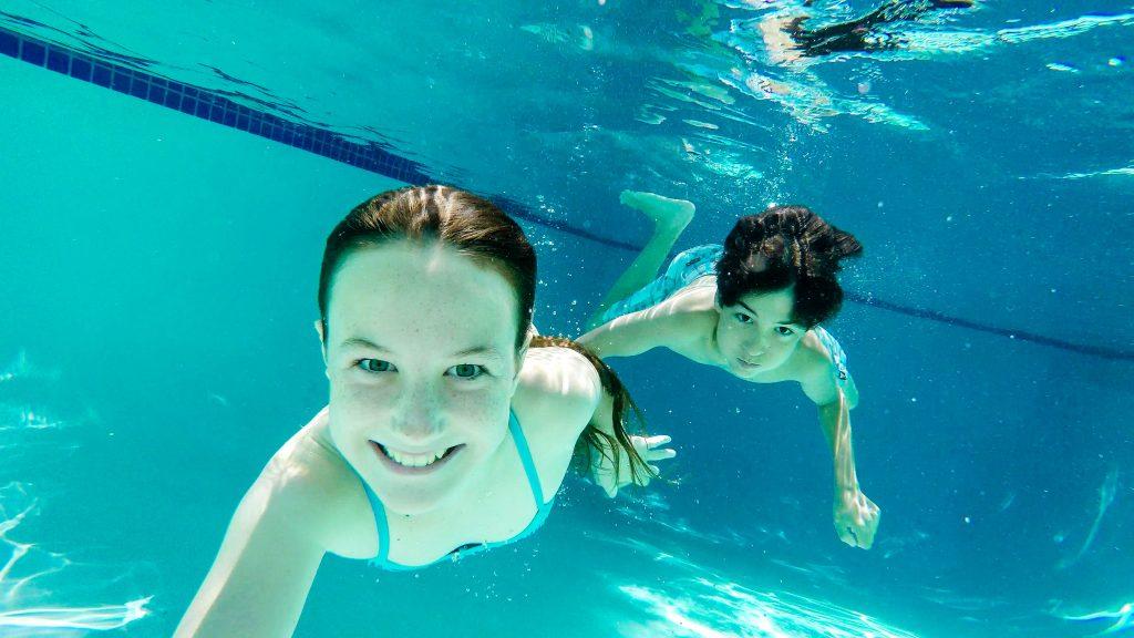 swim 15