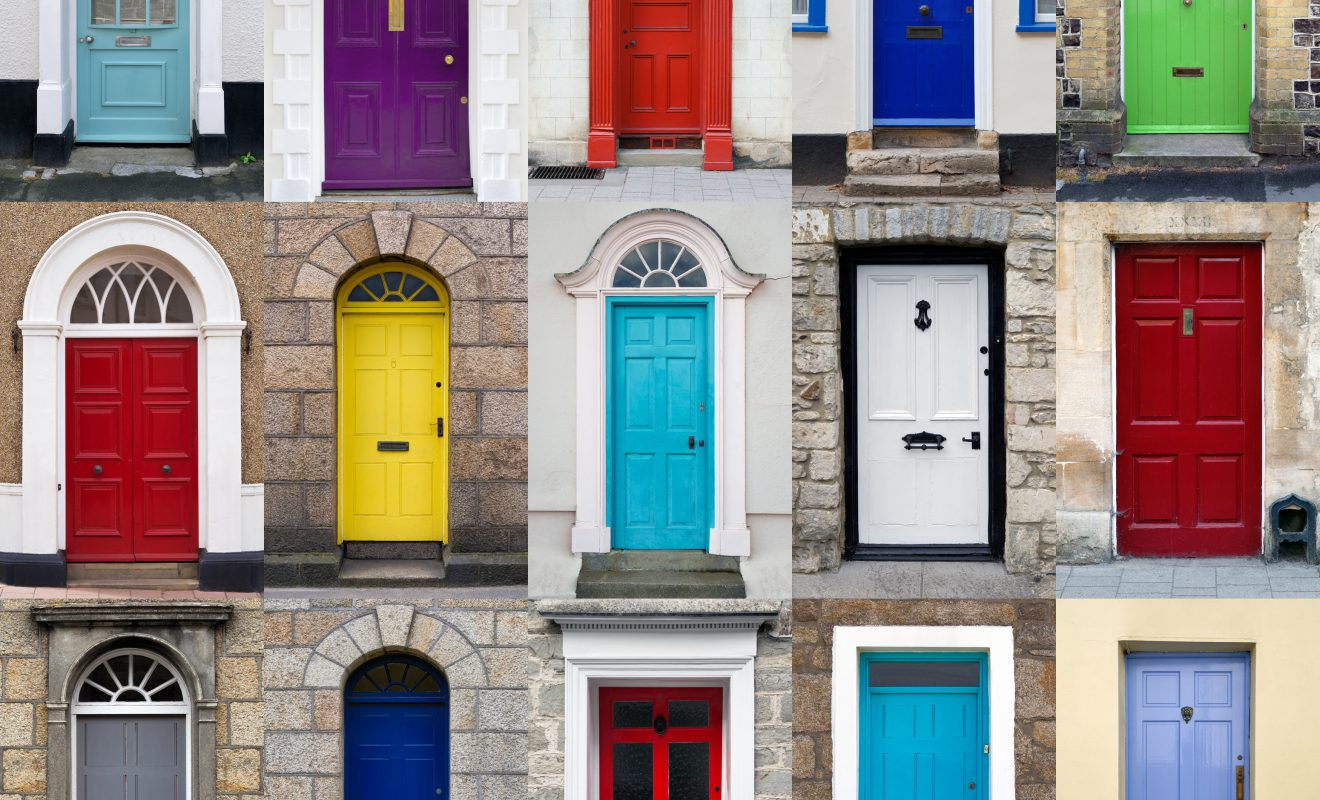 Make Your Home S Exterior Pop With Color Coastal Real Estate Guide