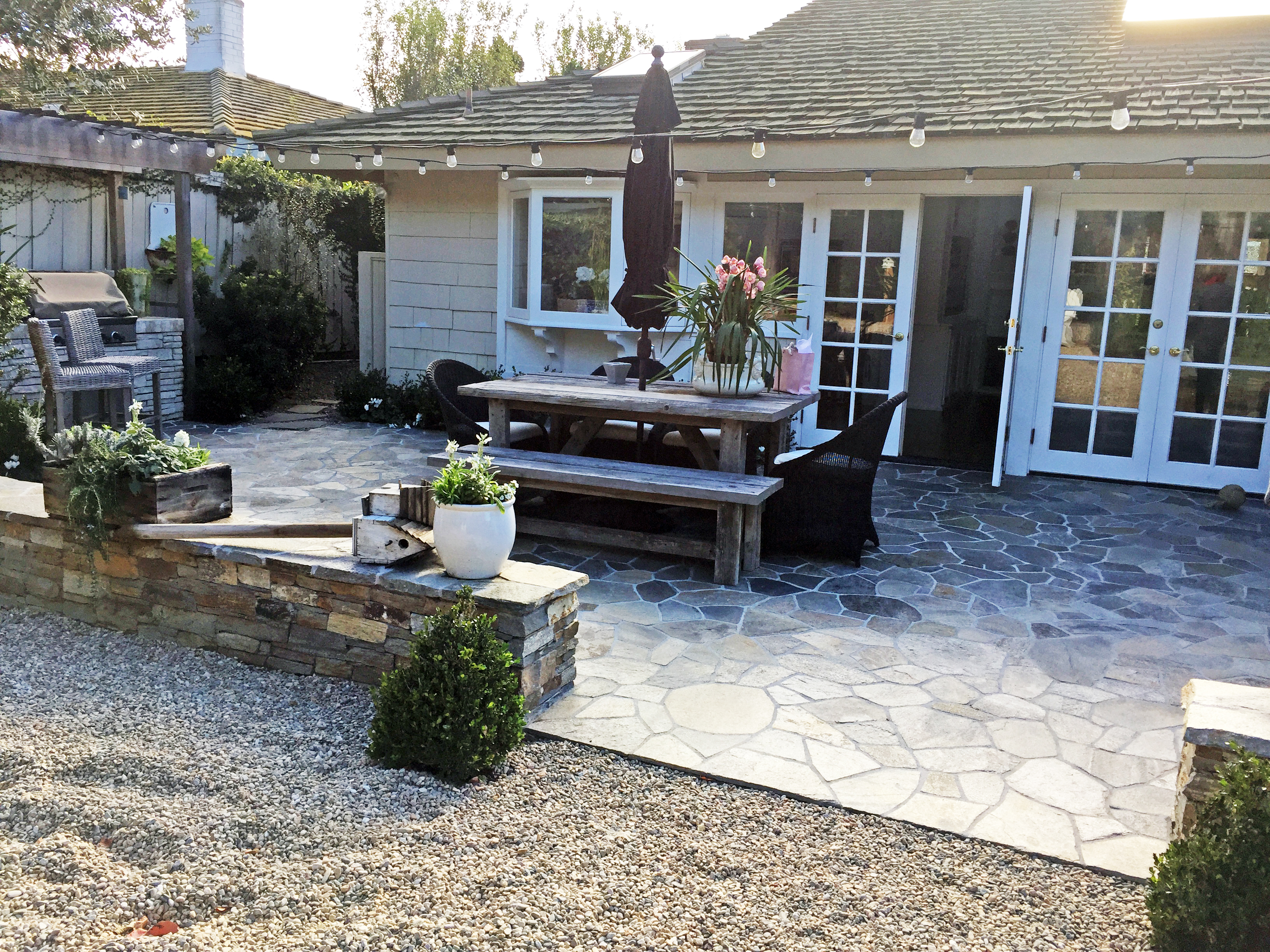One on One with Missy Ann: Intuitive Garden Designs ... on Hardscape Backyard id=20568